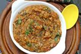 Mama's Punjabi Recipes: Baingan Di Dip (Eggplant Dip)