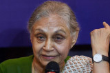 Cong names Sheila Dikshit as UP CM candidate, says chosen for experience and good work