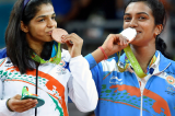 Rio Olympics: Sindhu, Sakshi shine as India end campaign with two medals
