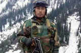 Soldier who died fighting intruders in Kashmir gets Ashok Chakra