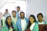 IIT Hyderabad students say no to graduation gowns, wear Pochampalli capes