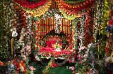 Jhulan Festival at Sri Govindaji Gaudiya Math