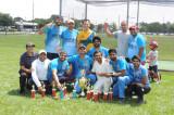TCC Taped Ball Premier Tournament Spring 2016, R2CC Winners, ECC Runners up