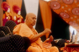 Pramukh Swami, head of Swaminarayan sect, dies at 95