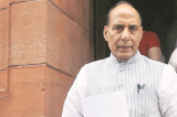 Rajnath Singh may lead all-party team to Kashmir on September 3