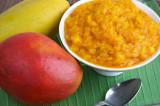Mama's Punjabi Recipes: Mithhe Ambh di Chatni (Sweet Mango Chutney)