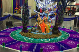 Spectacular Janmashtami Celebrations by the Hindus of Greater Houston