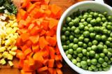 Mama's Punjabi Recipes: Gajjar Mutter (Sauteed Carrots And Peas)