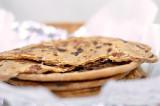 Mama's Punjabi Recipes: Loon Mirch da Parantha (Salt 'n' Pepper Crispy Flatbread)