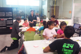 Fun Field Trip for Refugee and Immigrant Children at Shaw STEAM Center