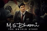 Dhoni biopic scores Rs 60 crore-plus on opening weekend