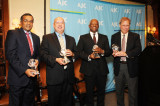 Sanjay Ramabhadran Honored  by the American Jewish Committee