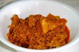 Mama's Punjabi Recipes: Kathal da Achaar (Pickled Jackfruit)