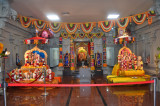Sri Meenakshi Temple Celebrates the Arrival of New Year 2017
