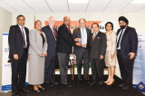 IACCGH Welcomes Former CG and Former Ambassador Rinzing Wangdi