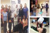 Stress Reduction through Yoga Workshop at Baker Ripley Neighborhood Center by Sewa