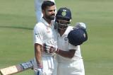 Virat Kohli's 204, Wriddhiman Saha's ton puts India in command vs Bangladesh
