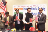 """Indic Book Club and Friends of India Society Launch """"Inside Chanakya's Mind"""""""