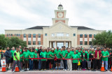 BAPS Charities Holds Walk Green 2017 in Sugar Land