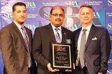 Bhavsar Receives SBA Financial Services Champion Award