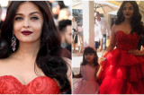 Cannes 2017: Aishwarya Rai Bachchan's best moments are that with daughter Aaradhya