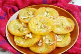 Mama's Punjabi Recipes: Maal Pudde  (Fried Sweet Flatcakes)