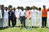 TCC Taped Ball Professional Tournament Spring 2017: Houston Arrows Winners, BBCC Runners up