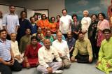 Sadhvi Ritambhara Devi Offers Passionate Presentation of Her Works, Hindu Vision