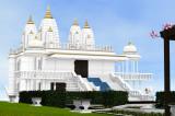 Radha Krishna Temple Inaugural Ceremony