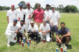TCC Taped Ball Premier Tournament Spring 2017 Cougars Winners, CJCC Runners up