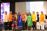 A Magnificent India I-Day Celebration Full of Local Talent