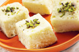 Mama's Punjabi Recipes: Milk Cake (Milk Fudge)