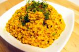 Mama's Punjabi Recipes: Bhune Baingan da Omelet (Roasted Eggplant Omelette)