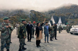 China urges India to 'face the facts and abide by historic treaty' on border areas