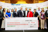BAPS Charities Donates $165,000 to Plant 100,000 Trees: Supports Plant-a-Billion Trees Initiative