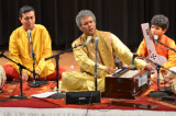 Sultan of Santoor and Maestro of Melody Captivate Houston with their Soul Stirring Music