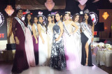 Curtains Rise for the Spectacular Miss/Teen/Mrs. India USA Texas Beauty Pageant