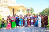 Bajagovindam and Sri Venkateswara Kalyanam Celebrated on October 8
