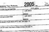 Accountants Scrutinize Trump's 2005 Federal Income Taxes