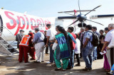 SpiceJet working on planes that don't need runways