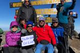 Determined to Climb Kilimanjaro, Texans Make the Summit!