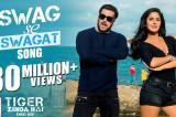 Swag Se Swagat Song | Tiger Zinda Hai | Salman Khan | Katrina Kaif