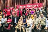 Club 65 Participates in 17th Annual Asian Seniors Holiday Bash
