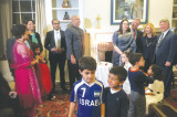 Indian Consulate Hosts Hanukkah Celebration with Diverse Houstonians