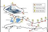 Did their Mt. Kailash, Mansarovar Yatra Bring Himalayan Snow to Texas?