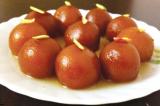 Mama's Punjabi Recipes: Gulab Jamun  (Rose Colored Fried Sweet Balls)
