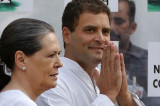 Rahul Gandhi's elevation as Congress chief: Sonia Gandhi, Manmohan Singh sign nomination papers; veterans ready with advice