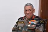 India-China bonhomie has returned to what was prior to Doklam: Gen Bipin Rawat