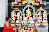 Auspiciousness Marks Mahasivaratri at Saumyakasi Sivalaya