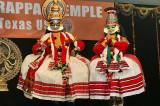 The Spectacular Utsavam at Sri Guruvayurappan Temple, Houston